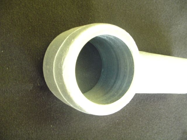 Machined sockets used in the rail industry for a variety of applications, heat treating available